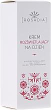 Fragrances, Perfumes, Cosmetics Brightening Day Face Cream - Rosadia