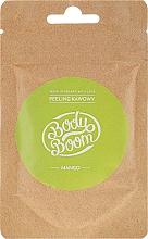 Fragrances, Perfumes, Cosmetics Coffee Scrub with Mango - BodyBoom Coffee Scrub Mango