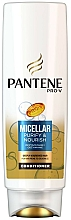 Fragrances, Perfumes, Cosmetics Cleansing Hair Conditioner - Pantene Pro-V Micellar Conditioner