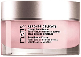 Fragrances, Perfumes, Cosmetics Face & Decollete Cream - Matis Reponse Delicate Sensibiotic Cream
