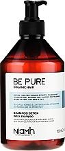 Fragrances, Perfumes, Cosmetics Oily Hair Shampoo - Niamh Hairconcept Be Pure Detox Shampoo
