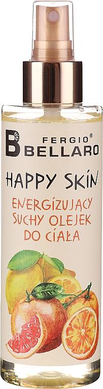 Dry Body Oil - Fergio Bellaro Happy Skin Energizing Dry Oil