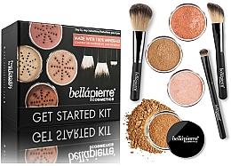 Fragrances, Perfumes, Cosmetics Makeup Starter Kit - Bellapierre Get Started Kit Deep