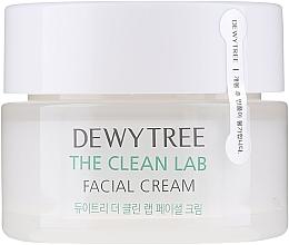 Fragrances, Perfumes, Cosmetics Ceramide Hyaluronic Acid Face Cream - Dewytree The Clean Lab Facial Cream