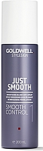 Fragrances, Perfumes, Cosmetics Smoothing Styling Spray - Goldwell Style Sign Just Smooth Control Blow Dry Spray
