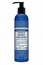 """Fragrances, Perfumes, Cosmetics Hand and Body Lotion """"Mint"""" - Dr. Bronner's Peppermint Organic Hand & Body Lotion"""