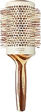 Fragrances, Perfumes, Cosmetics Bamboo Thermo Brush, d.63 - Olivia Garden Healthy Hair Eco-Friendly Bamboo Brush