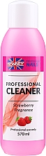 """Fragrances, Perfumes, Cosmetics Nail Degreaser """"Strawberry"""" - Ronney Professional Nail Cleaner Strawberry"""