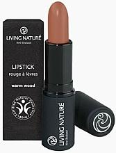 Fragrances, Perfumes, Cosmetics Lipstick - Living Nature Natural Lipstick