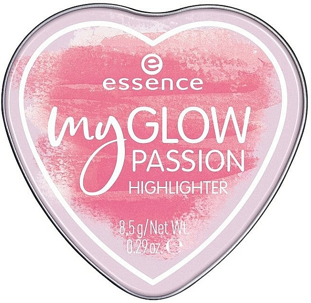 Highlighter - Essence My Glow Passion Highlighter — photo N1
