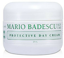Fragrances, Perfumes, Cosmetics Protective Facial Day Cream - Mario Badescu Protective Day Cream