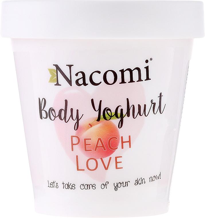 "Body Jogurt ""Peach Love"" - Nacomi Body Jogurt Peach Love"