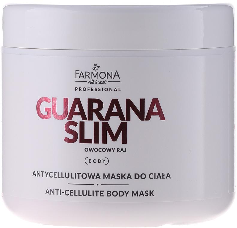 Anti-Cellulite Body Mask - Farmona Mask