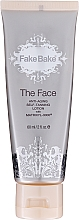 Fragrances, Perfumes, Cosmetics Anti-Aging Self-Tanning Lotion - Fake Bake The Face Anti-Ageing Self-Tanning Lotion