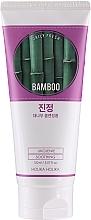 Fragrances, Perfumes, Cosmetics Cleansing Face Foam - Holika Holika Daily Fresh Bamboo Cleansing Foam