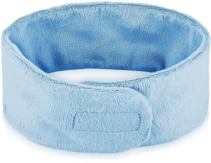 Cosmetic Headband, blue - MakeUp