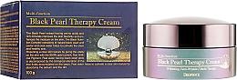 Fragrances, Perfumes, Cosmetics Anti-Aging Black Pearl Face Cream - Deoproce Black Pearl Therapy Cream