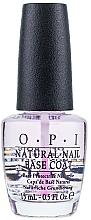 Fragrances, Perfumes, Cosmetics Base Coat for Natural Nails - O.P.I Natural Nail Base Coat