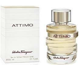 Fragrances, Perfumes, Cosmetics Salvatore Ferragamo Attimo - Eau de Parfum