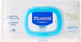 Fragrances, Perfumes, Cosmetics Baby Cleansing Wipes - Mustela Bebe Cleansing Wipes