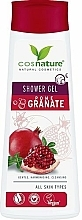 Fragrances, Perfumes, Cosmetics Pomegranate Shower Gel - Cosnature Shower Gel Pomegranate