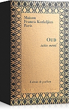 Fragrances, Perfumes, Cosmetics Maison Francis Kurkdjian Oud Satin Mood Extrait - Eau de Parfum