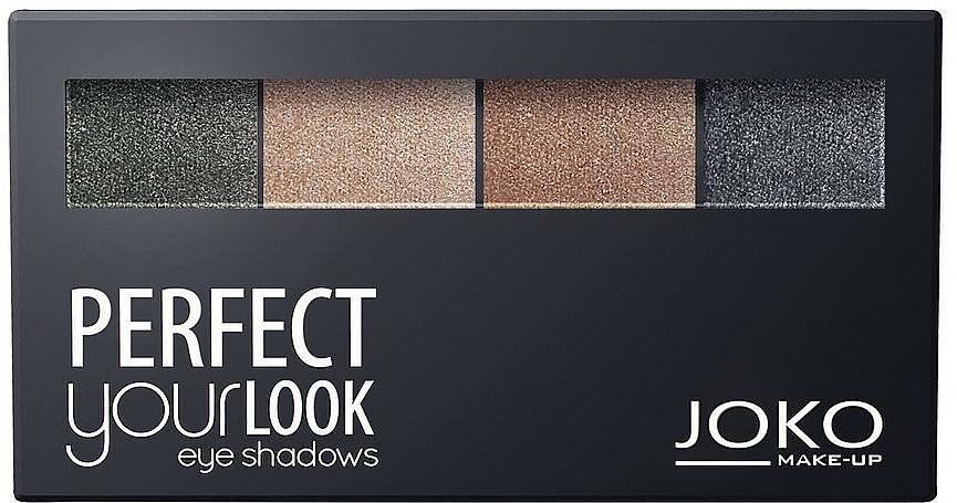 Quattro Eyeshadow - Joko Perfect Your Look Quattro Eye Shadows New