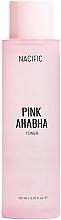 Fragrances, Perfumes, Cosmetics Watermelon, ANA & BHA Face Toner - Nacific Pink AHA BHA Toner