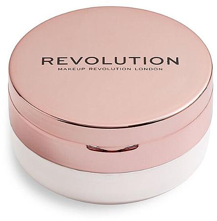 Loose Powder - Makeup Revolution Conceal & Fix Setting Powder