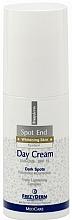 Fragrances, Perfumes, Cosmetics Lightening Cover Day Face Cream - Frezyderm Spot End Day Cream SPF15