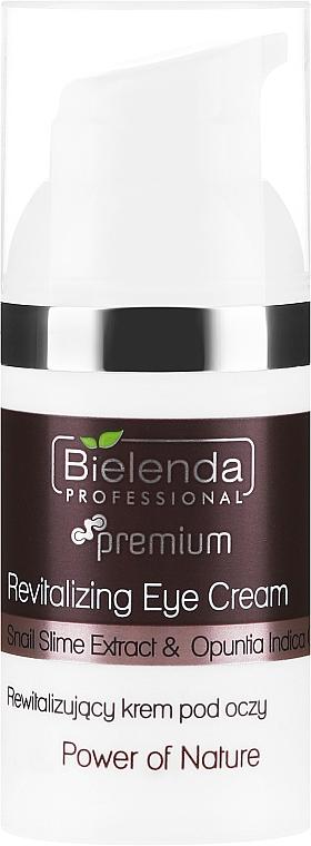 Revitalizing Eye Cream - Bielenda Professional Power Of Nature Revitalizing Eye Cream