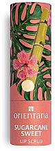 "Fragrances, Perfumes, Cosmetics Lip Scrub ""Sweet Sugarcane"" - Orientana Sugarcane Sweet"