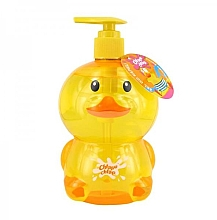 "Fragrances, Perfumes, Cosmetics Kids Shower Gel ""Duck"" - Chlapu Chlap Bath & Shower Gel"