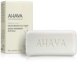 Fragrances, Perfumes, Cosmetics Dead Sea Salt Soap - Ahava Moisturizing Salt Soap