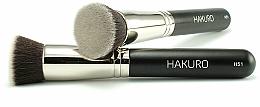 "Fragrances, Perfumes, Cosmetics Foundation Brush ""H51"" - Hakuro"