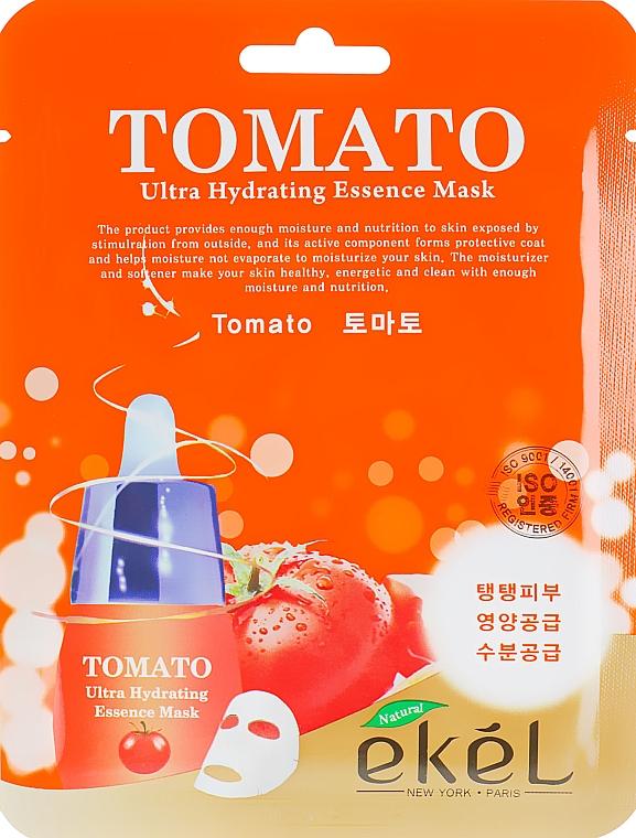 Timato Sheet Mask - Ekel Tomato Ultra Hydrating Mask