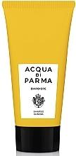 Fragrances, Perfumes, Cosmetics Beard Shampoo - Acqua Di Parma Barbiere