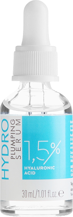 Face Serum - Catrice Hydro Plumping Serum