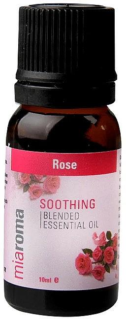 "Essential Oil ""Rose"" - Holland & Barrett Miaroma Rose Blended Essential Oil"