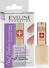 Fragrances, Perfumes, Cosmetics Diamond Nail Conditioner - Eveline Cosmetics Nail Therapy Professional