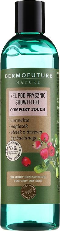 Shower Gel for Dry Skin - Dermofuture Nature Shower Gel Comfort Touch