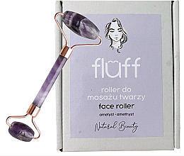 Fragrances, Perfumes, Cosmetics Face Roller Ametyst - Fluff Face Roller Ametyst