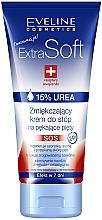 Fragrances, Perfumes, Cosmetics Softening Cream for Cracked Heels SOS - Eveline Cosmetics Extra Soft Cream