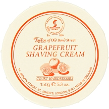 "Fragrances, Perfumes, Cosmetics Shaving Cream ""Grapefruit"" - Taylor of Old Bond Street Shaving Cream"