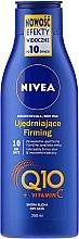 Fragrances, Perfumes, Cosmetics Firming Lotion for Dry Skin - Nivea Q10 + Vitamin C Body Lotion