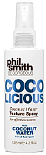 Fragrances, Perfumes, Cosmetics Texture Hair Spray - Phil Smith Be Gorgeous Coco Licious Coconut Water Texture Spray