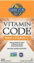Fragrances, Perfumes, Cosmetics Food Supplement - Garden of Life Vitamin Code Raw Vitamin C