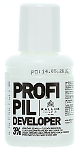 Fragrances, Perfumes, Cosmetics Brow & Lash Color Developer 3% - Kallos Cosmetics Profi Pil Developer 3%