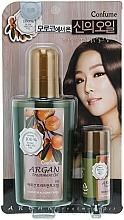 Fragrances, Perfumes, Cosmetics Set - Welcos Confume Argan Treatment Oil (oil/120ml + oil/25ml)