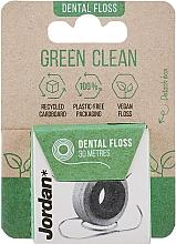 Fragrances, Perfumes, Cosmetics Dental Floss, 30m - Jordan Green Clean Dental Floss
